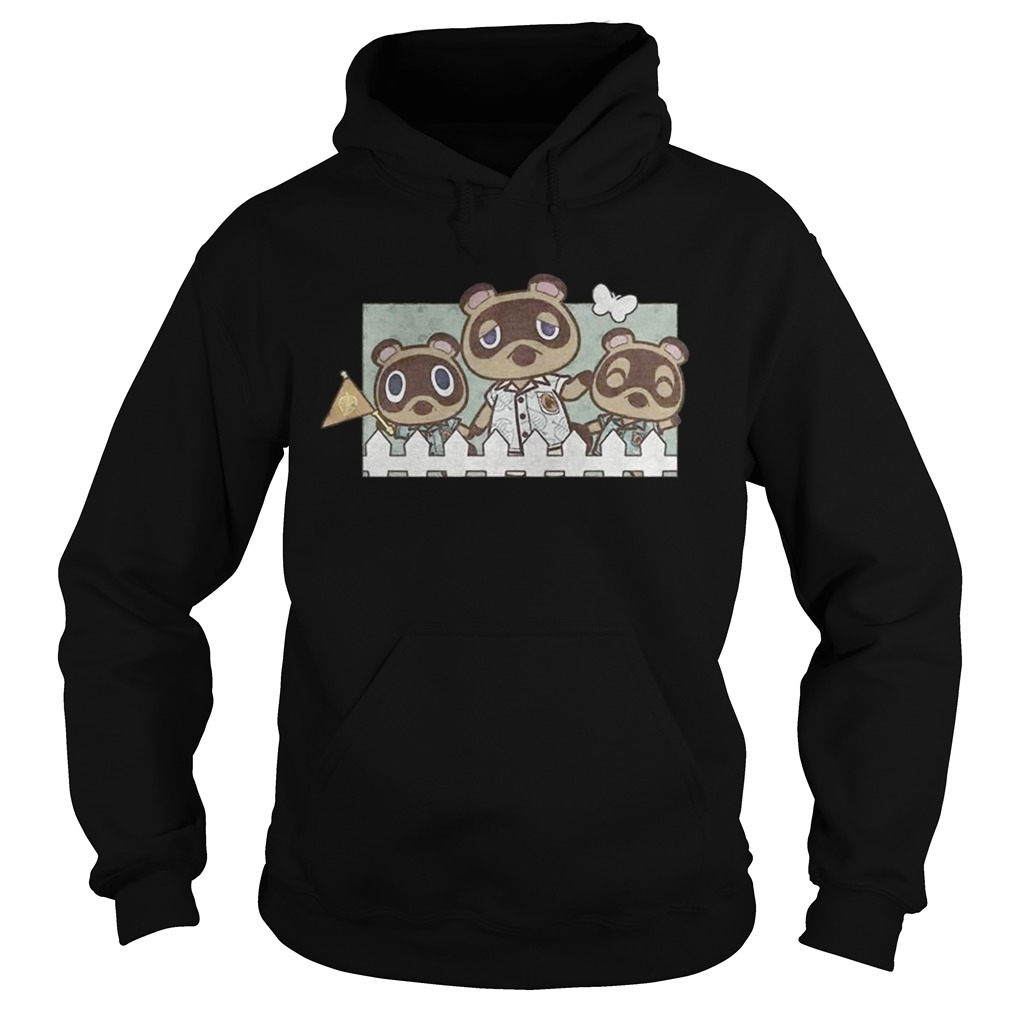Animal Crossing Designs Hoodie
