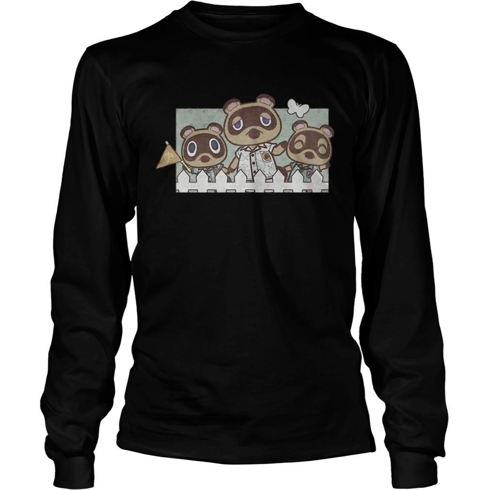 Animal Crossing Designs Long Sleeve
