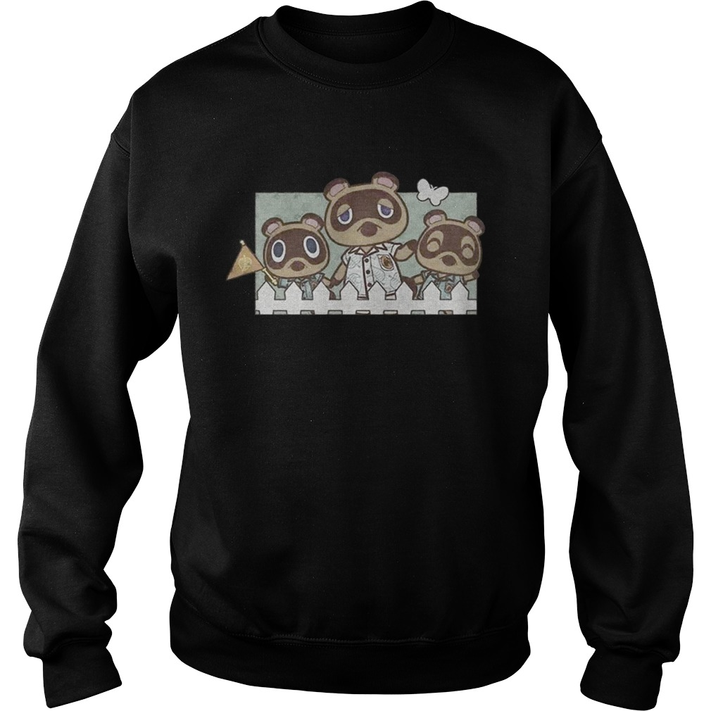Animal Crossing Designs Sweatshirt