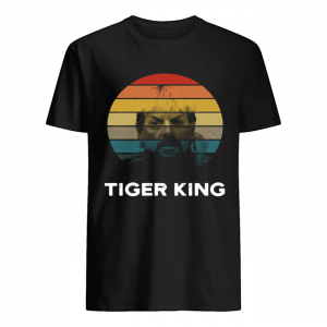 Joe Exotic Tiger King  Classic Men's T-shirt