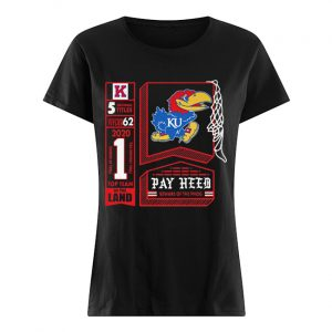 Ku Pay Heed Beware Of The Phog  Classic Women's T-shirt