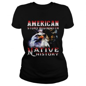 American Story Begin With Native History  Classic Ladies