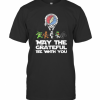 Grateful Dead Star Wars May The Grateful Be With You T-Shirt Classic Men's T-shirt