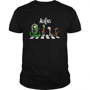 The aliens crossing the line  Unisex