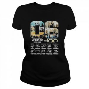 06 years of 2014 2020 the 100 thank for the memories signatures  Classic Women's T-shirt