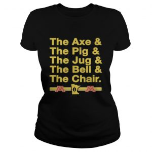 The axe and the pig and the jug and the bell and the chair  Classic Ladies