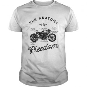 The Anatomy To Give Others Freedom To Fuel Your Freedom The Sound Of Freedom  Unisex