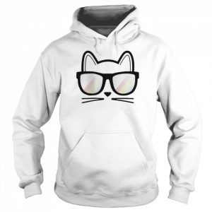 Cat Cute Lover Mom Dad Animal Handmade  Unisex Hoodie