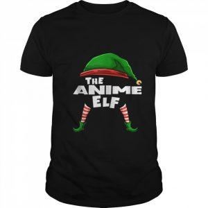 The Anime Elf Family Christmas Group Matching  Classic Men's T-shirt