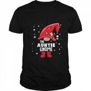 The Auntie Gnome Christmas  Classic Men's T-shirt
