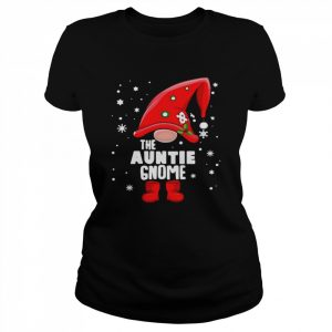 The Auntie Gnome Christmas  Classic Women's T-shirt