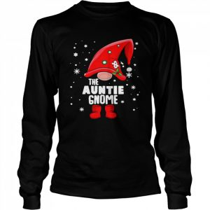 The Auntie Gnome Christmas  Long Sleeved T-shirt
