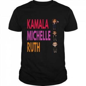 The Kamala Michele Ruth 2021 With President  Classic Men's T-shirt